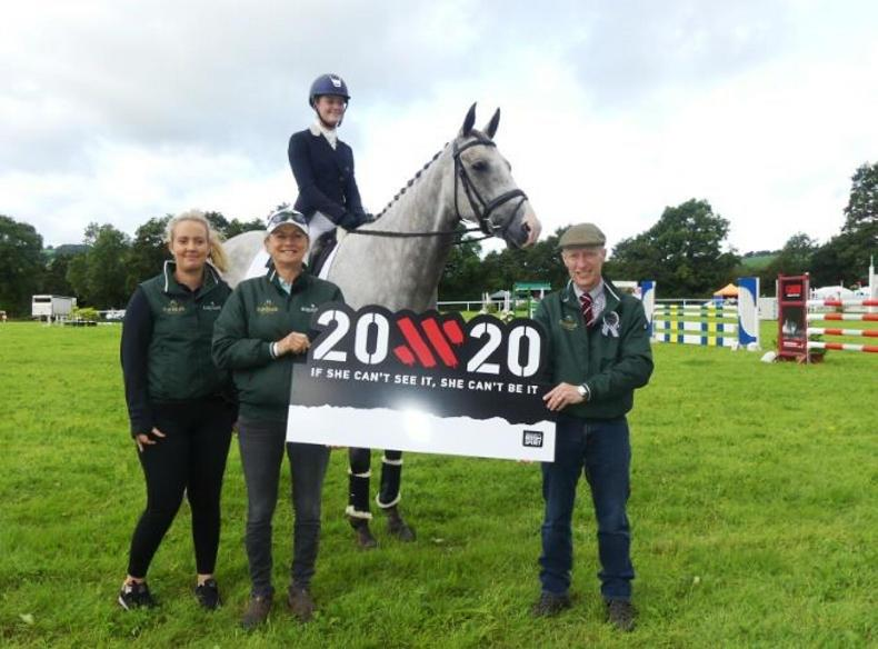 NEWS: Horse Sport Ireland pledge support to Women in Sport campaign