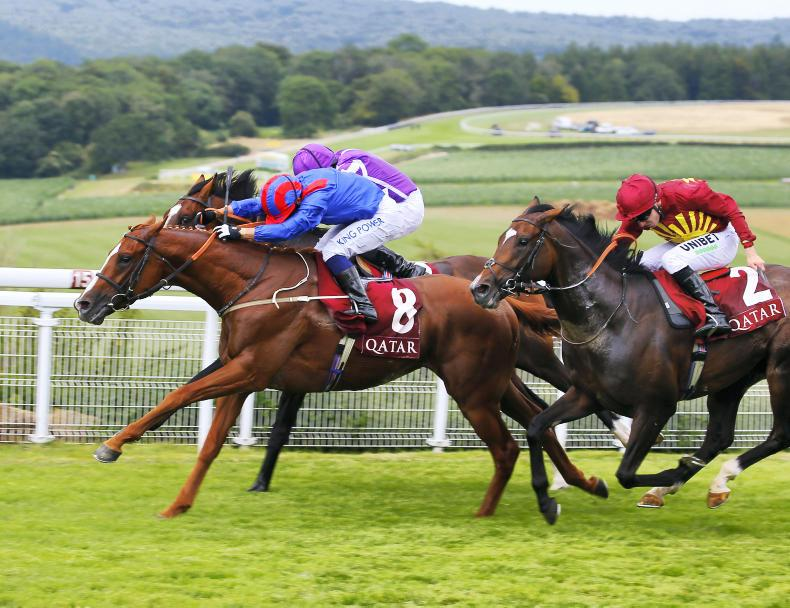 GOODWOOD THURSDAY: Revenge for Road in thriller