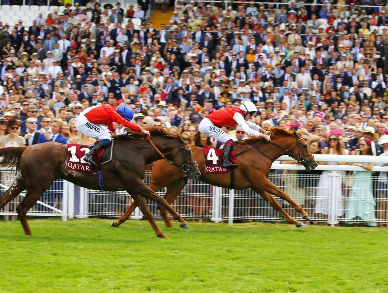 GOODWOOD THURSDAY: Threat averted as Golden Horde prevails