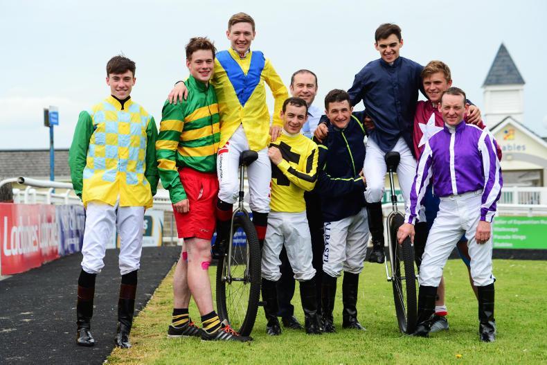IRISH INJURED JOCKEYS FUND: World record broken for fantastic cause