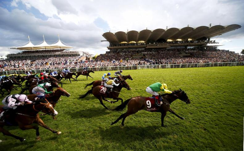 RORY DELARGY: Goodwood misses the mark again