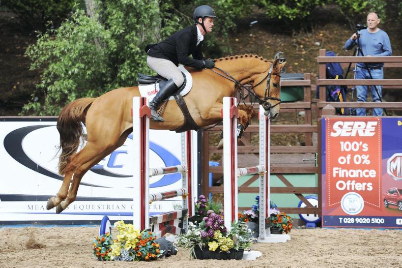 DUBLIN HORSE SHOW PREVIEW:  Rising Stars
