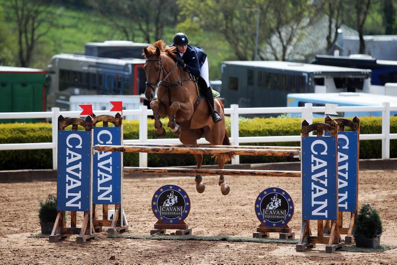 DUBLIN HORSE SHOW PREVIEW:  Going all out for Dublin glory