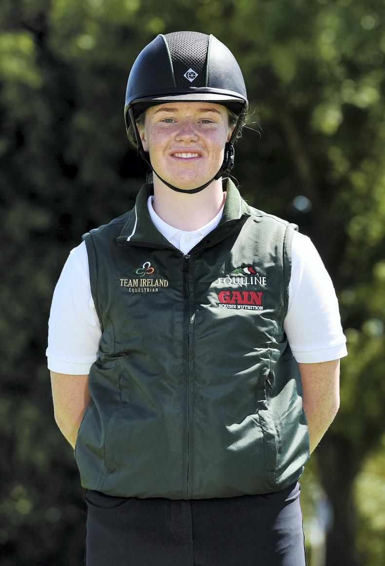 DUBLIN HORSE SHOW PREVIEW: European champion among young event riders
