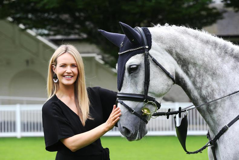 DUBLIN HORSE SHOW PREVIEW:  BEO -  feel alive and well!