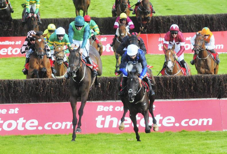 GALWAY WEDNESDAY: Borice stays on strongly to deny Black Corton