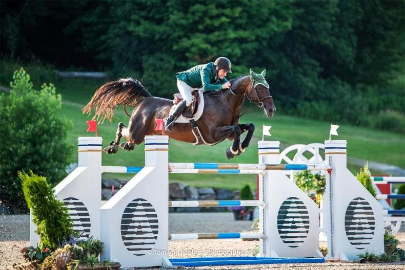SHOW JUMPING:  Canadian win for Babington and Shorapur