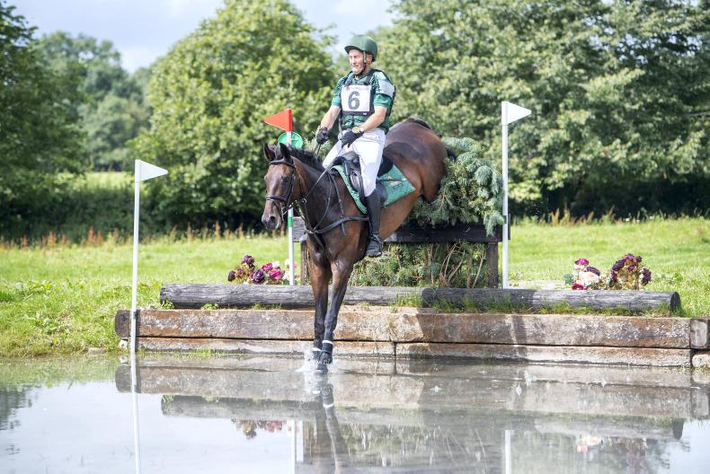EVENTING: Winning double makes Smith's journey worthwhile