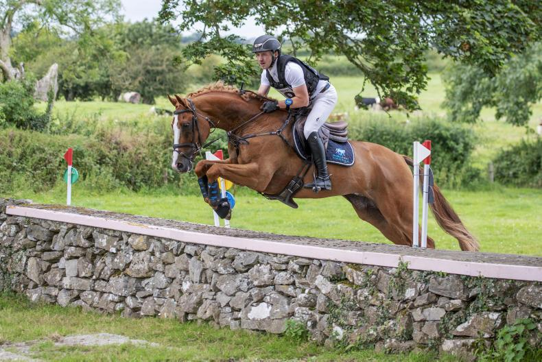 EVENTING: More sucess for Morrison