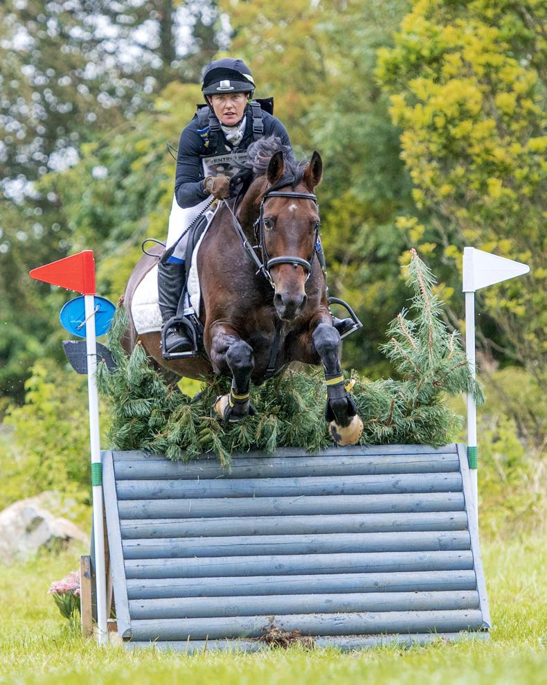 EVENTING: Satisfying win for Marsh in Crecora
