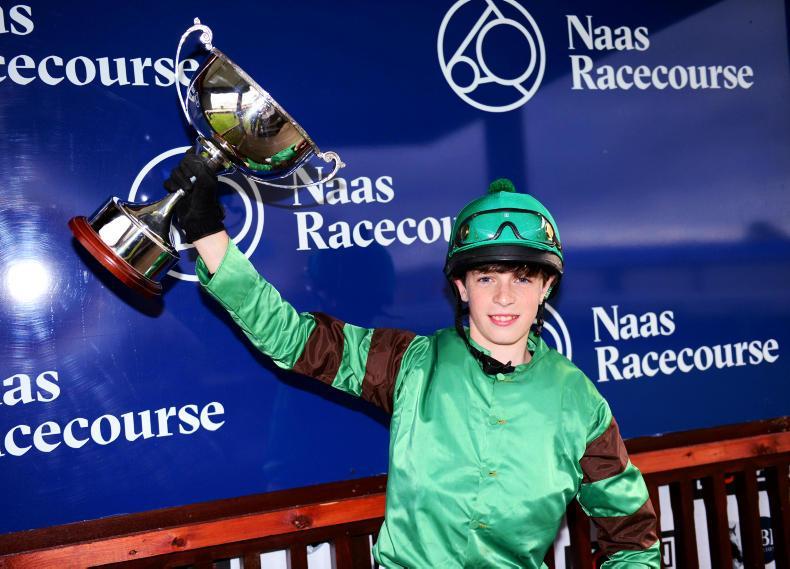 IRISH PONY CLUB:  Convincing win for Hayden