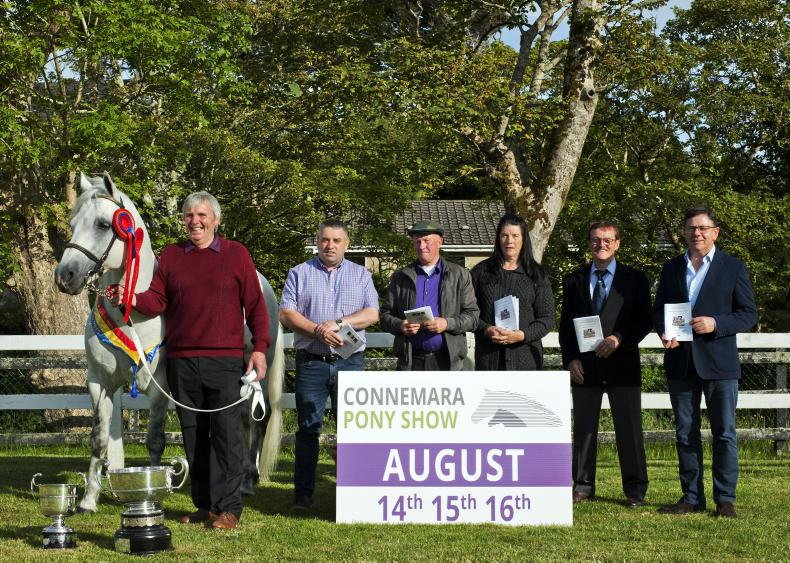 NEWS: HSI sponsor additional €6,000 fund for Clifden Show