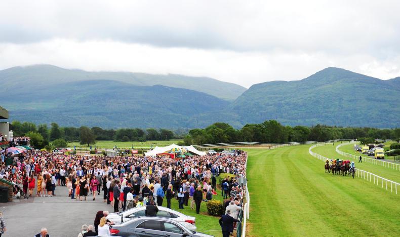 AIR COLUMN: Killarney set fair for August