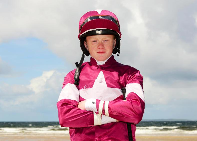 HORSE AND PONY RACING: Whearty gets a worthy win