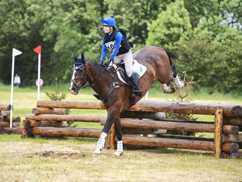 AMATEUR EVENTING: Amateurs holding their own at internationals