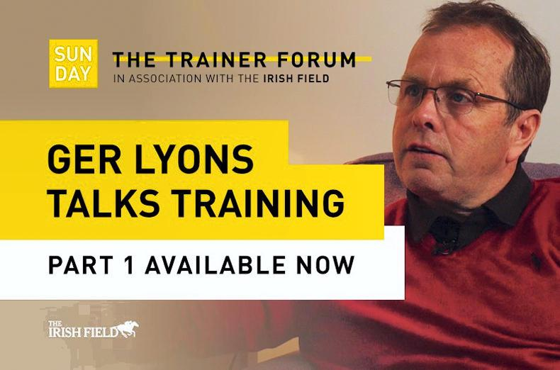WATCH: Exclusive interview with Ger Lyons