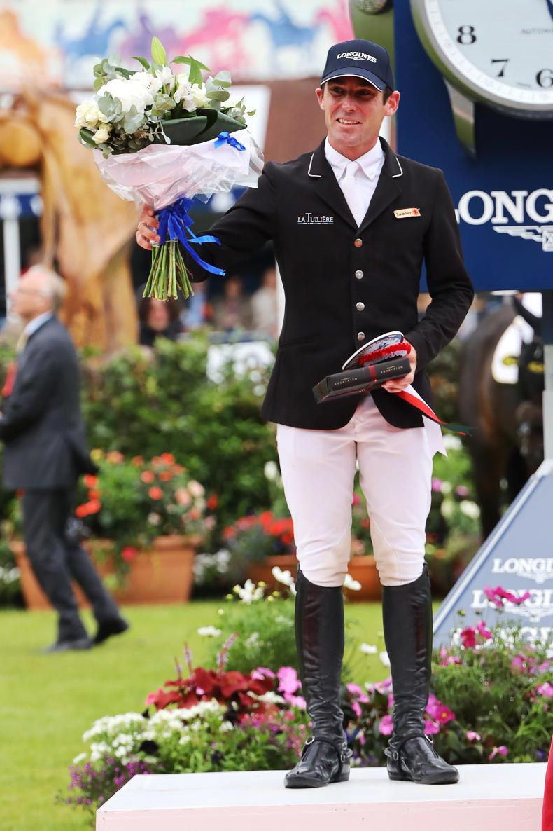 DUBLIN HORSE SHOW 2019: McAuley crowned leading rider