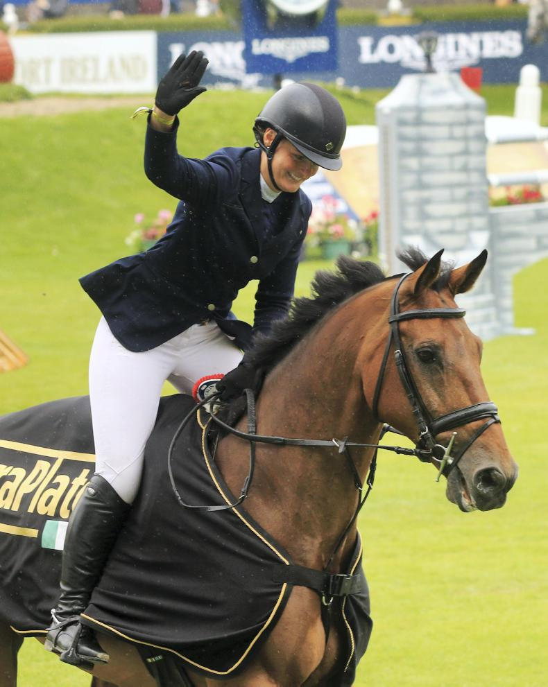 DUBLIN HORSE SHOW 2019: 'It's a dream come true' - Power