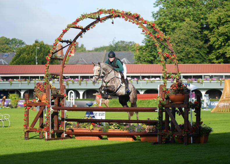 DUBLIN HORSE SHOW 2019: Derwin does the double