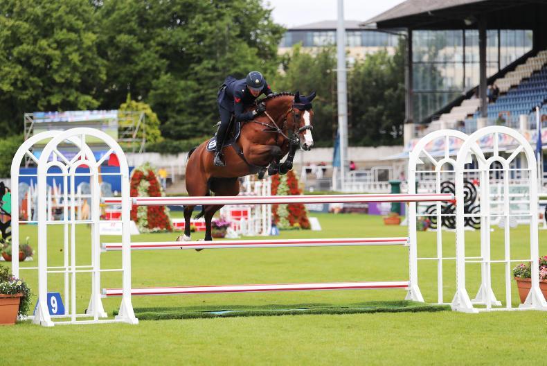 DUBLIN HORSE SHOW 2019: De Luca continues Dublin winning run