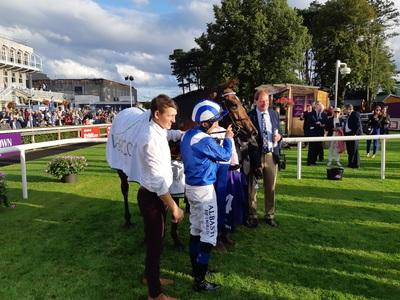 Madhmoon delivers in Desmond Stakes