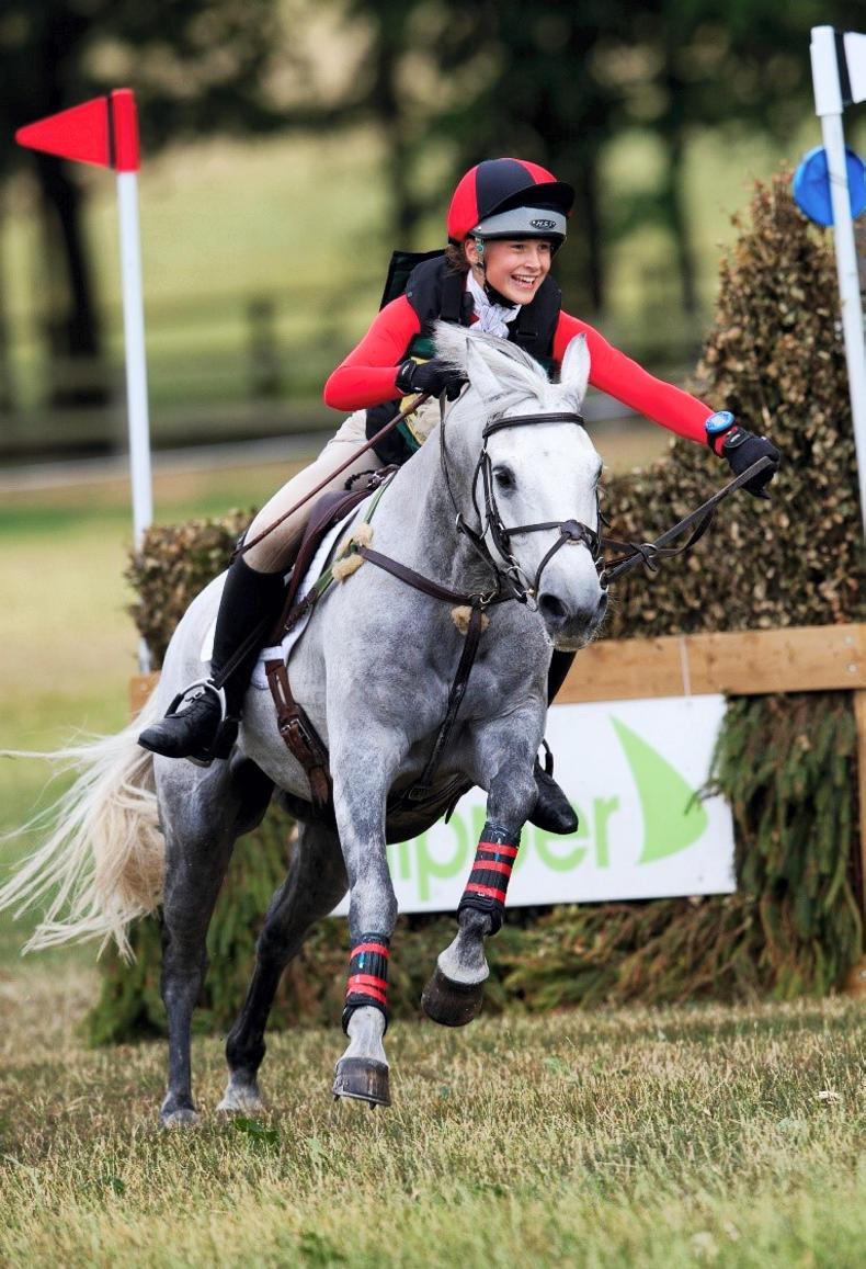 EVENTING:  Tragedy claims rising star of British eventing