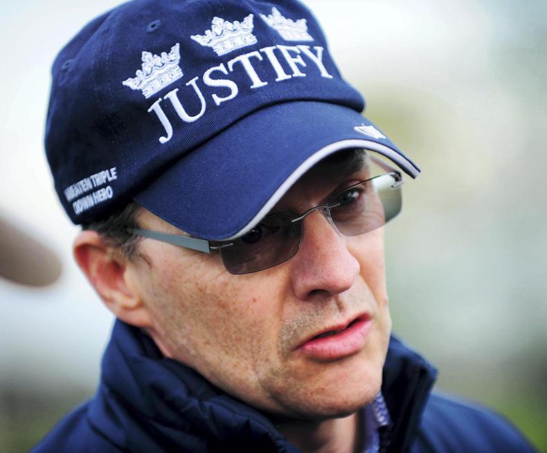 LICW LAUNCH: Relief still evident in O'Brien's attitude to success