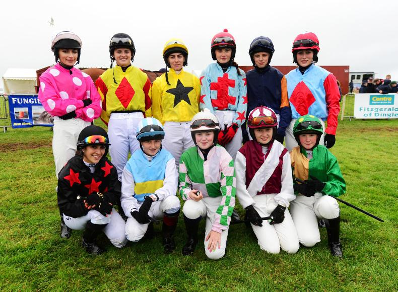 PONY RACING: Great turnout for Ladies Derby
