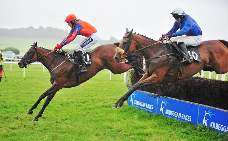 KILBEGGAN SATURDAY: O'Keeffe secures another double
