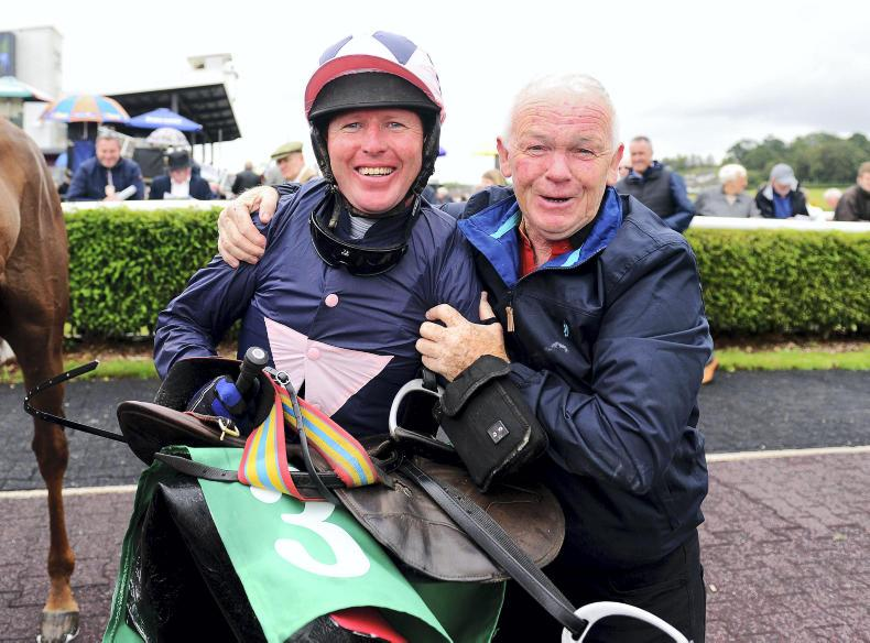 DOWNPATRICK SUNDAY: Flanagan goes out on a high