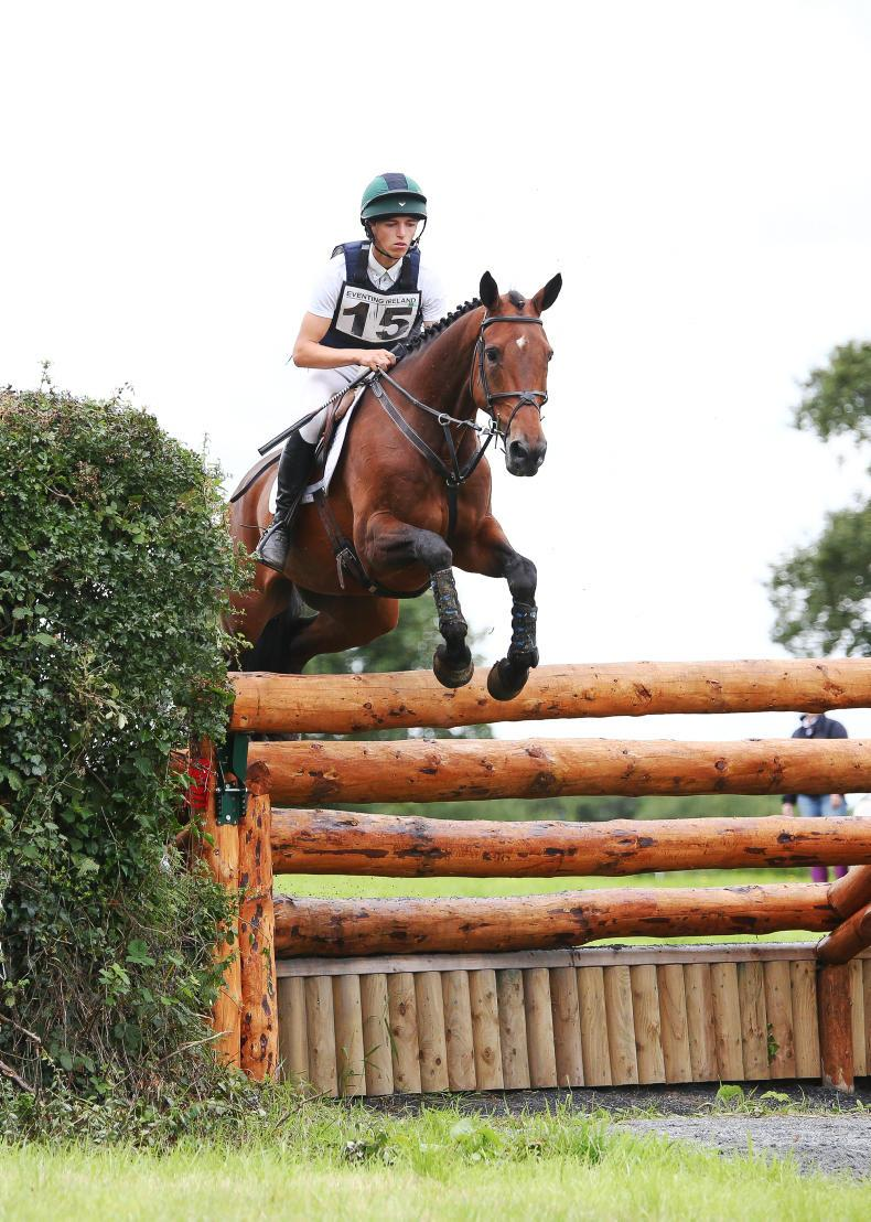 EVENTING: Win set up Daniels and Aragon for Millstreet bid