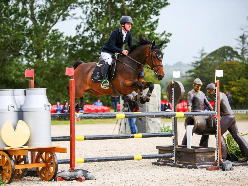 MILLSTREET HORSE SHOW:  Pender shines in Ruby and Boomerang finals