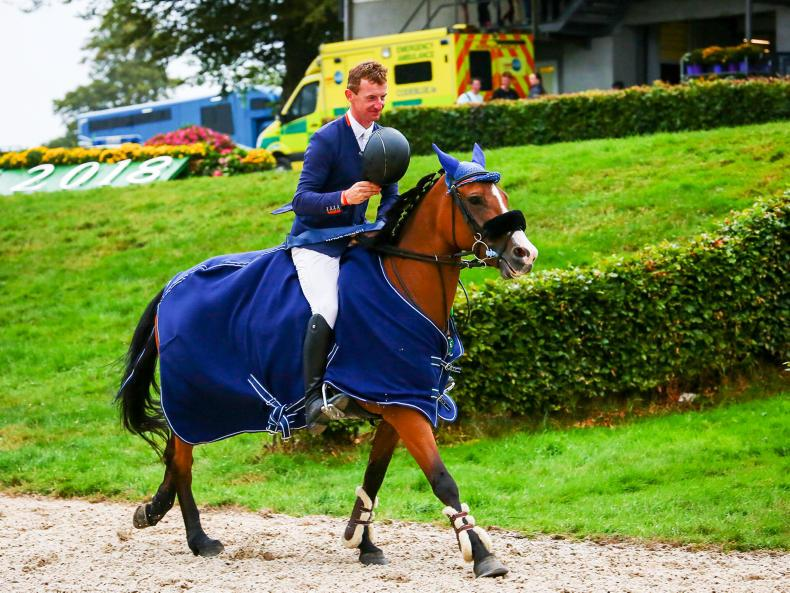 MILLSTREET HORSE SHOW:  Impressive strike rate for O'Donnell