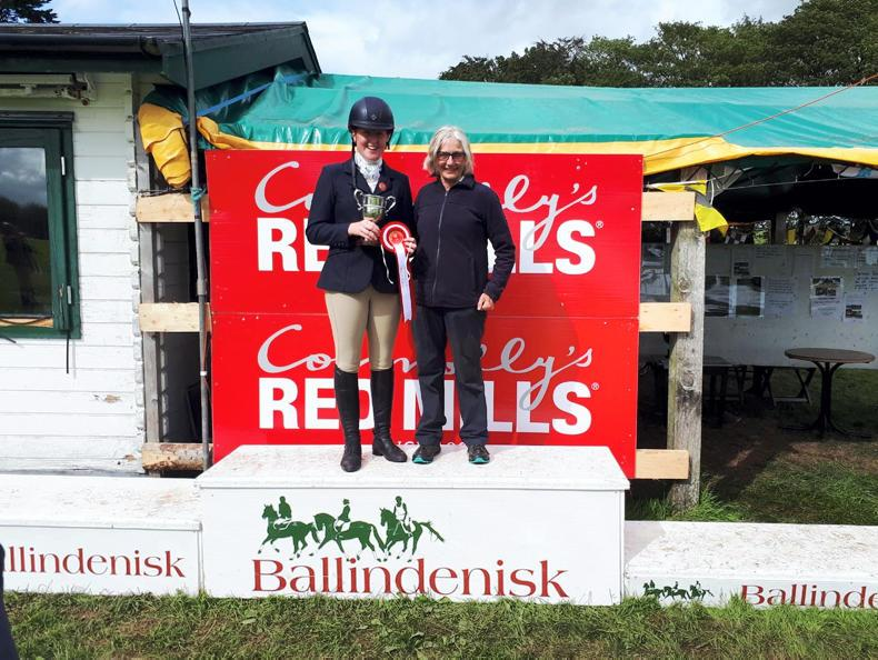 PONY TALES:  Fowler cup honours for Edel