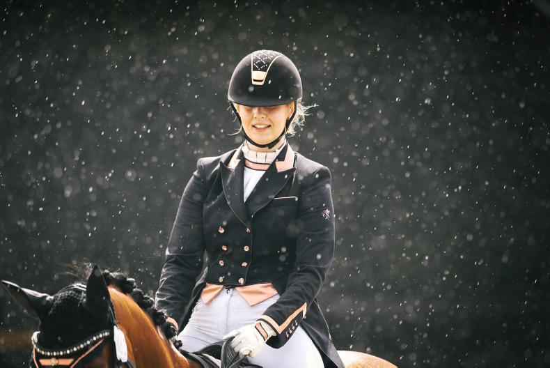 AROUND THE COUNTRY:  Blom overjoyed to win dressage title