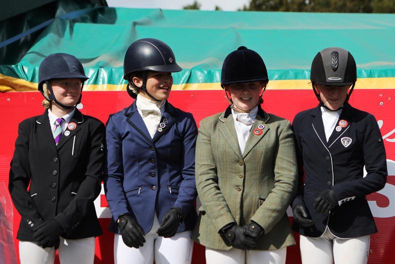 IRISH PONY CLUB:  Wicklow team has Stars in their eyes
