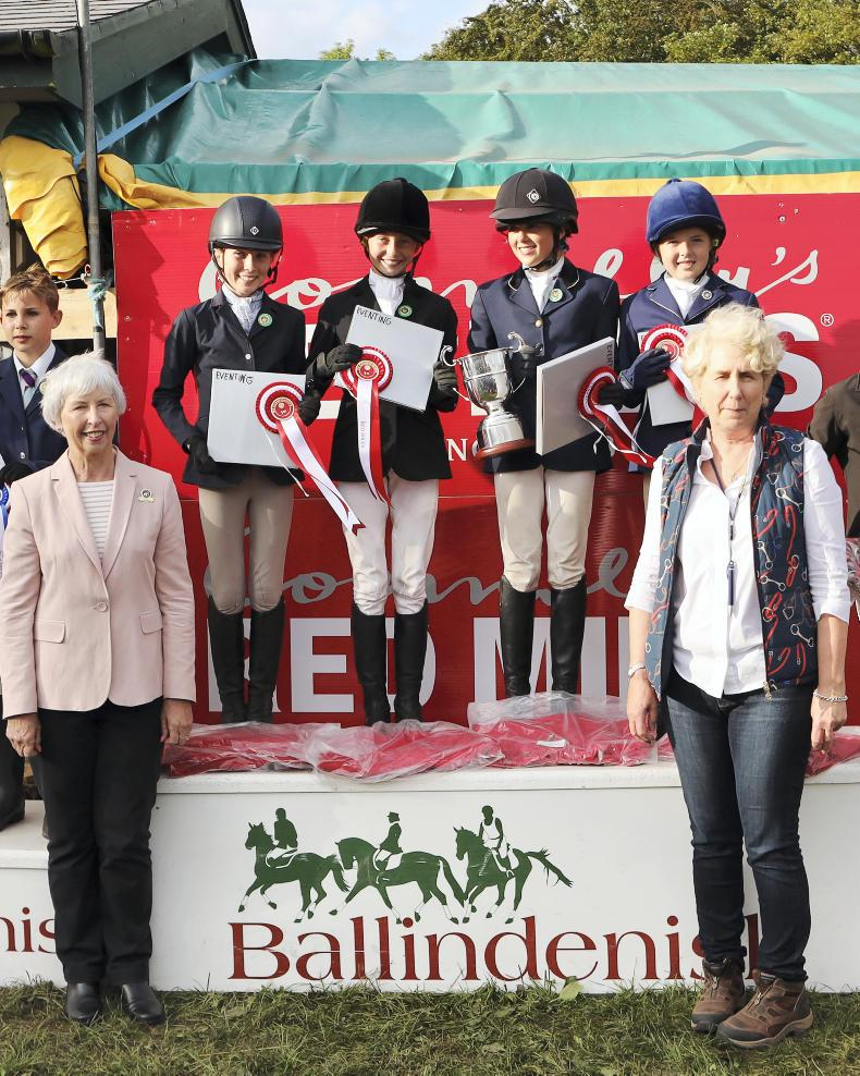 IRISH PONY CLUB:  Over 300 entries at IPC national eventing championships