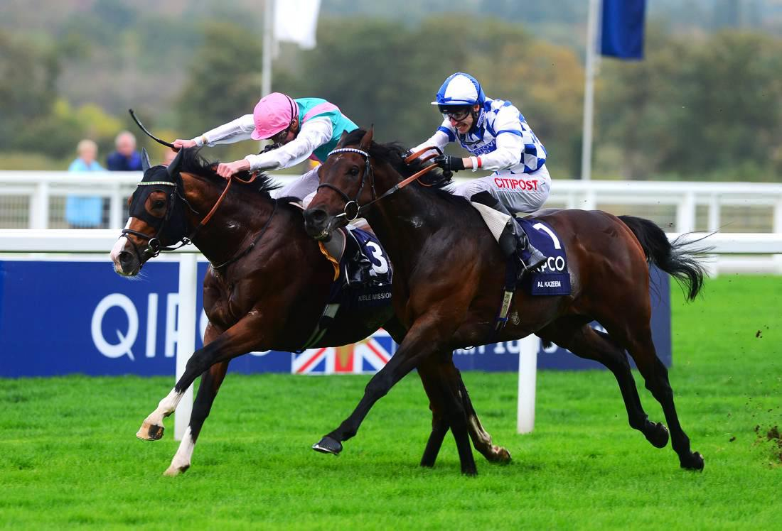 Review 2014: Britain - Flat: Noble Mission wins final battle