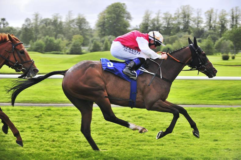 KILLARNEY THURSDAY: Third time's a charm for Walsh