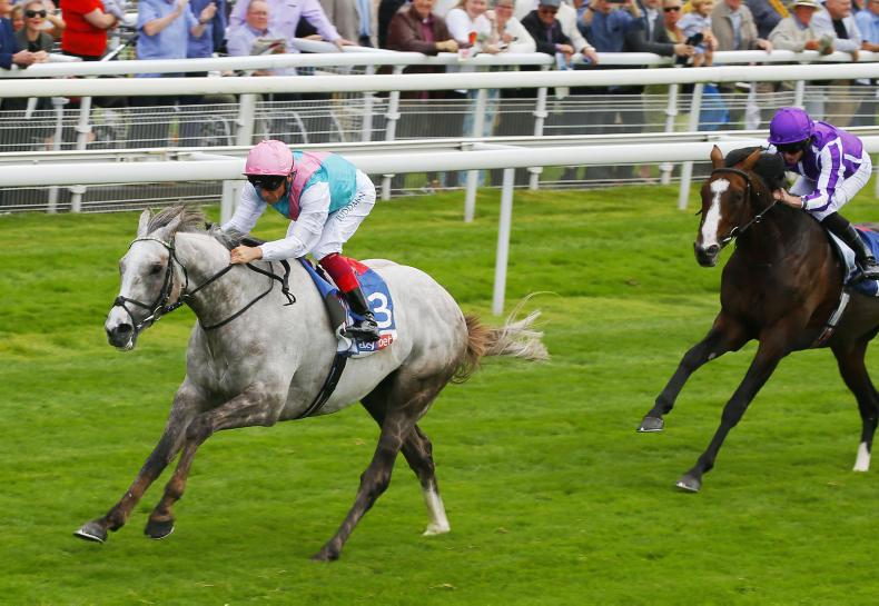 SIMON ROWLANDS: Logician lays solid Leger claims