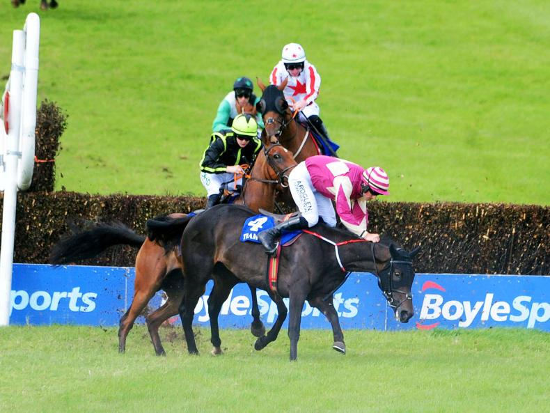 TRAMORE SUNDAY: Dramatic finish for Dancer