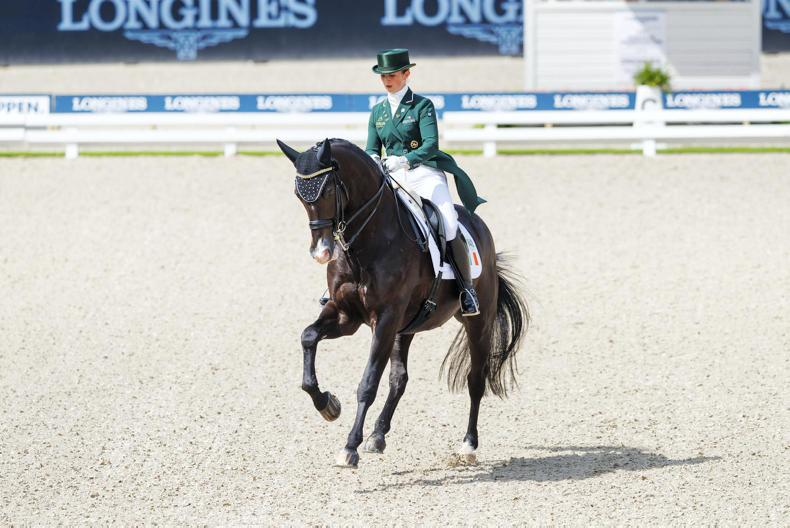 DRESSAGE: A 'pipe dream' turned to reality