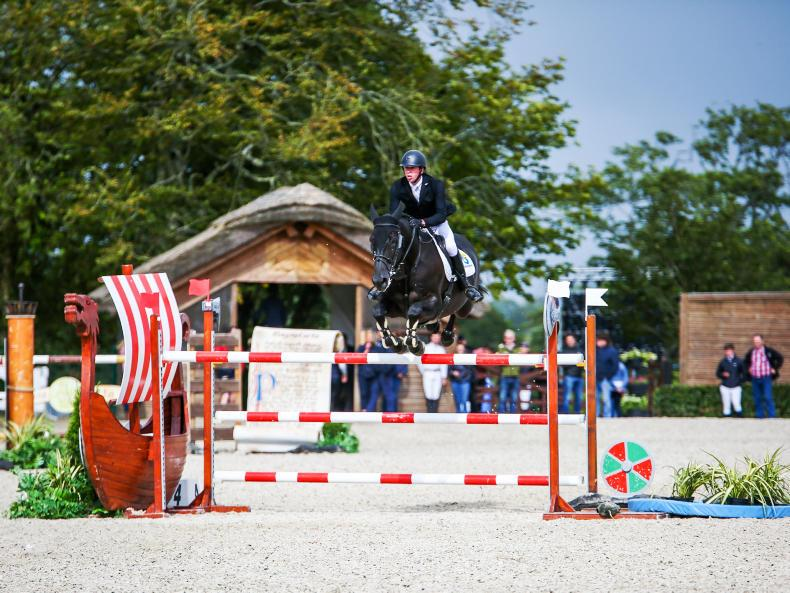MILLSTREET HORSE SHOW:  Grand Prix honours for Graham and George