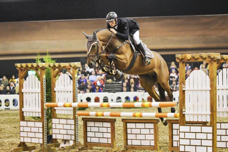 MILLSTREET HORSE SHOW:  Higgins delivers on Castlefield Confellow