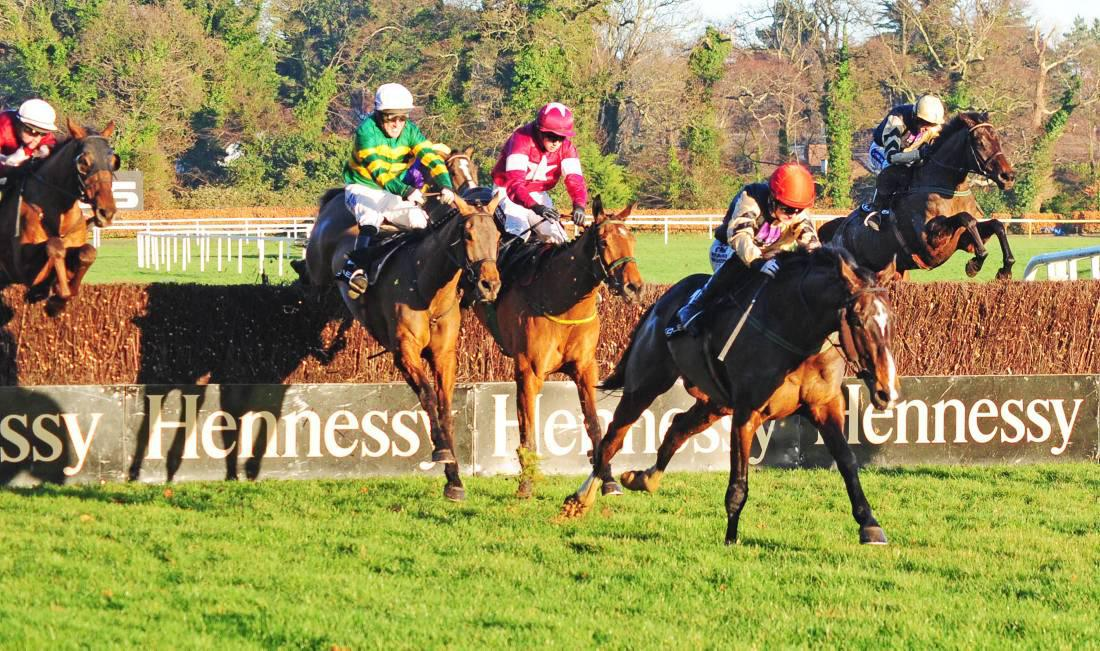 Meade has sights on Gold Cup Riches