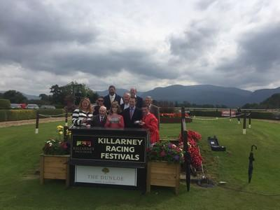 Lady Wannabe sparkles in Ruby Stakes at Killarney