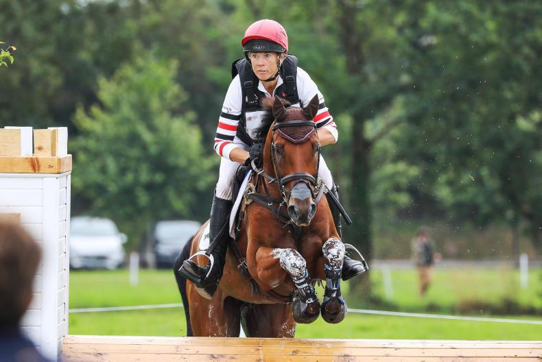 EVENTING: Jackson wins with Watson second in ERM at Millstreet