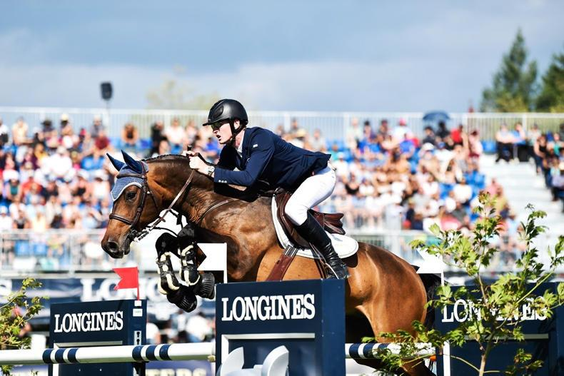 SHOW JUMPING:  World Cup season off to flying start for Coyle