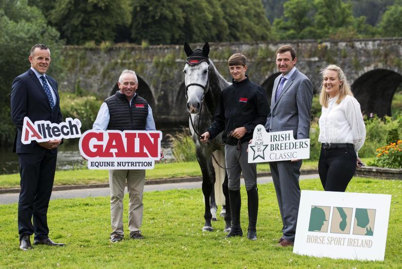 NEWS: €50,000 Irish Breeders' Classic in full swing