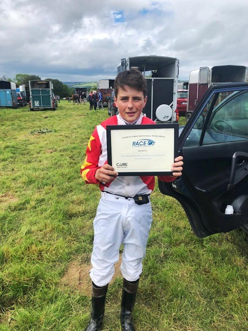 RACE UPDATE: Busy week for junior jockeys
